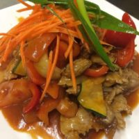 Pad Sweet and Sour